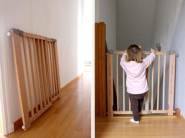 Barrière de sécurité Olivia, Nidalys